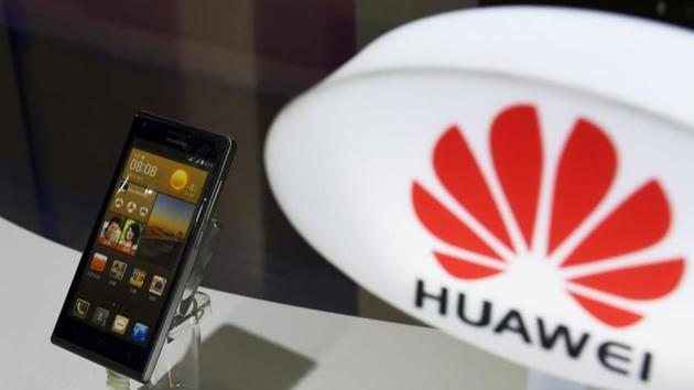 The US has banned Huawei, a world leader in telecom equipment, over concerns of security and has been pressuring other countries to restrict the Chinese firm's operations.(AFP PHOTO.)