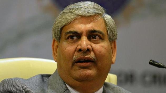 File photo of International Cricket Council Chairman Shashank Manohar.(AFP)