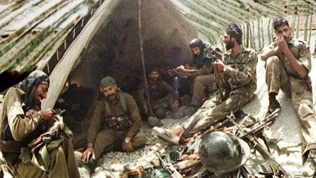 On July 26, 1999 , it was announced that Pakistan had been evicted from Kargil.(Manish Swarup/HT)