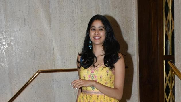 Janhvi Kapoor isd likely to make her digital debut with a Netflix horror anthology.(IANS)