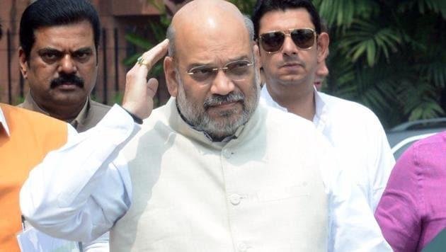 Home Minister Amit Shah(ANI file photo)