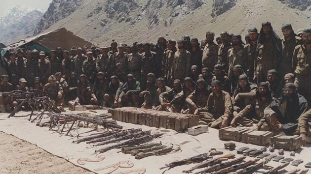 Indian Army successfully evicted Pakistani forces in the 1999 Kargil War on July 26.(HT Photo)
