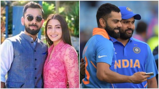 Anushka Sharma doesn't follow either Rohit Sharma or his wife Ritika Sajdeh on Instagram.