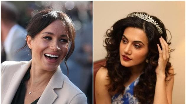 Taapsee Pannu will soon begin working with the same Mumbai-based NGO which brought Meghan Markle to Mumbai.(Instagram)