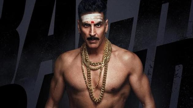 Bachchan Pandey first-look poster: Akshay Kumar looks fit as ever in the new film.