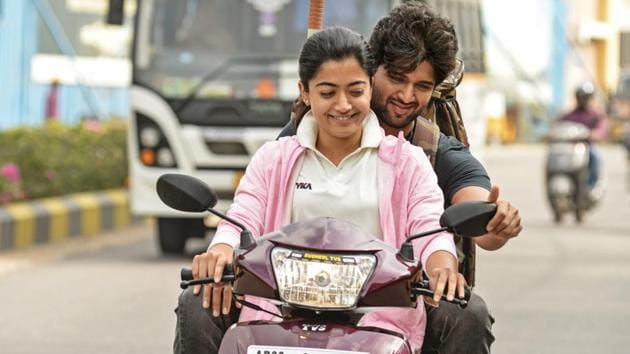 Dear Comrade stars Vijay Deverakonda and Rashmika Mandanna in lead roles.