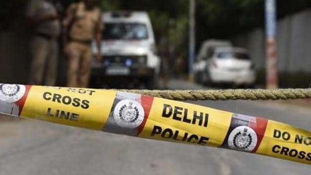 Delhi Police's special cell has recovered 130kg of heroin from a container in Navi Mumbai.(Burhaan Kinu /HT File Photo)