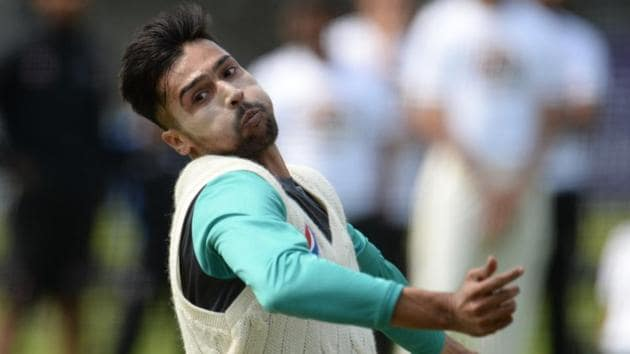 File image of Pakistan cricketer Mohammad Amir.(Getty Images)