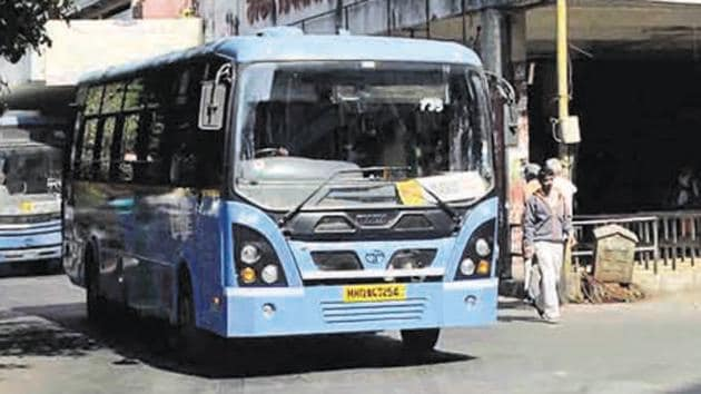 A state transport bus driver was arrested by the local police for trying to drive a bus full of passengers under the influence of alcohol on his weekly off.(HT FILE)