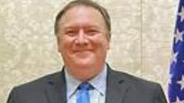 Secretary of State Michael Pompeo said he would be willing to travel to Tehran to address the Iranian people about US foreign policy.(PTI Photo)