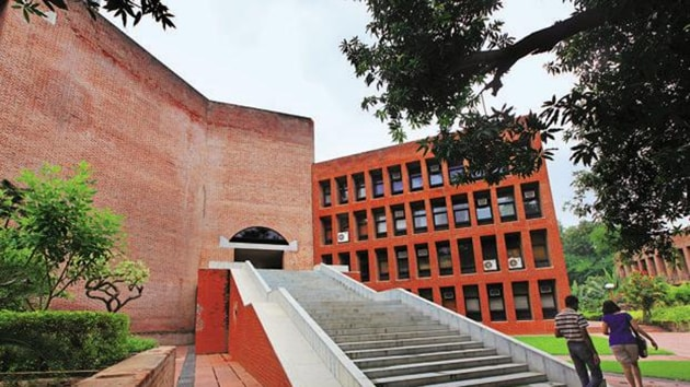 The IIM's are largely autonomous institutes with the freedom to hire anyone of their choice. The Gujarat High Court, earlier this week, expressed its concern at the ministry of HRD asking IIM about the appointment of Rai.(HT Photo)