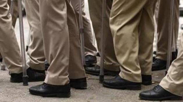 A judicial officer here who was angry with a policeman for not allowing passage to his car, called him to court and made him take off his uniform on Friday.(File Photo)