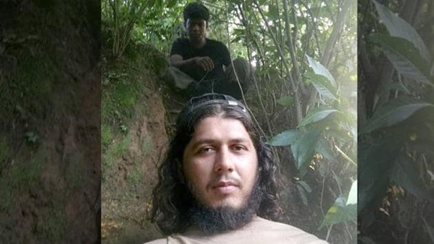 Munna Bhai, 19, had crossed over to Kashmir from Pakistan last year and is reported to have led the terror group's use of bombs in vehicles, a tactic that could let them carry out attacks without risking their lives.
