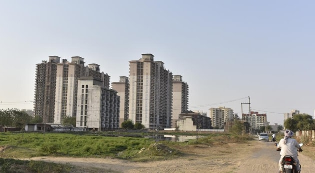 The case dates back to a Haryana state notification that was issued on August 25, 2005 for the acquisition of 912 acres of land for setting up an industrial model township in villages Manesar, Naurangpur and Lakhnoula of Gurugram district.(HT Photo)