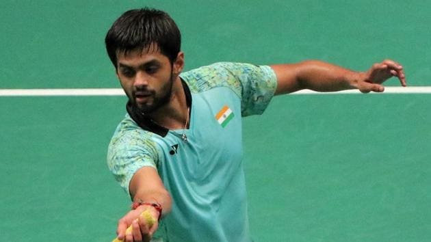 File image of India shuttler Sai Praneeth(Getty Images)