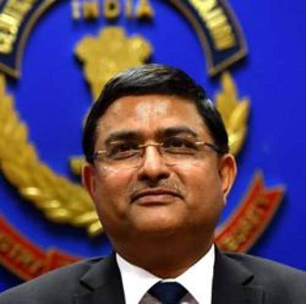 The Enforcement Directorate (ED) has arrested a Hyderabad-based businessman who filed the complaint that prompted the Central Bureau of Investigation (CBI) to register a case of corruption against its own former second-in-command, Rakesh Asthana, and triggered upheaval in the top echelons of the agency.(Arun Sharma/HT PHOTO)