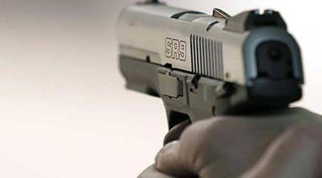 Suspended sub-inspector shoots wife and her relatives.(AFP)