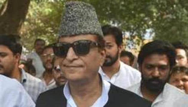 Samajwadi Party's MP Azam Khan has a long history of making controversial remarks.(PTI)