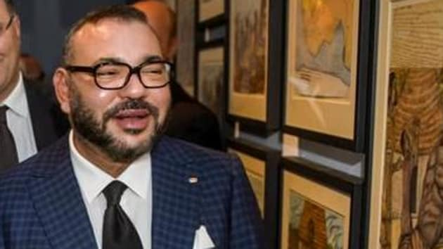 Morocco's King Mohammed VI on Tuesday will mark 20 years on the throne.(Reuters Photo)