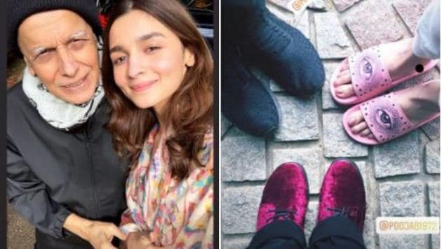Alia Bhatt will work with her father Mahesh Bhatt for the first time in Sadak 2.