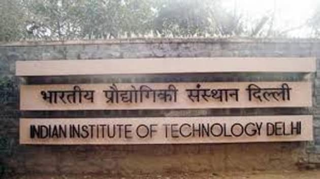 The Indian Institute of Technology, Delhi.(HT Photo)