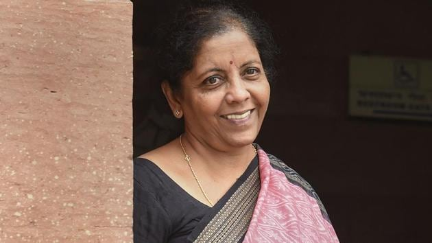 Finance Minister Nirmala Sitharaman has ruled out reconsidering a plan to issue foreign currency overseas sovereign bonds.(PTI Photo)