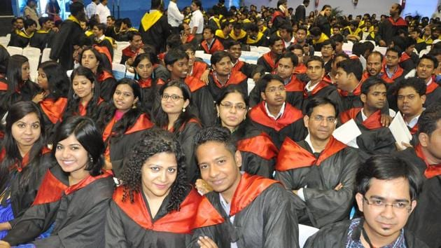 IIT convocation- Representative(HT File)
