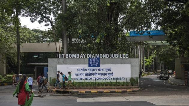IIT Bombay(Satish Bate/HT Photo)