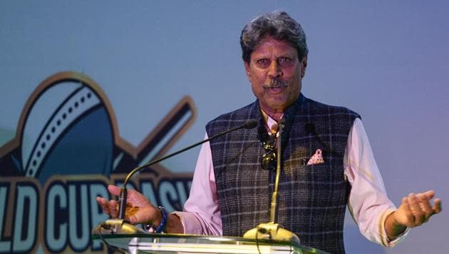 Former Indian cricketer Kapil Dev heads the three-members of ad-hoc committee entrusted to appoint new India head coach(AFP)