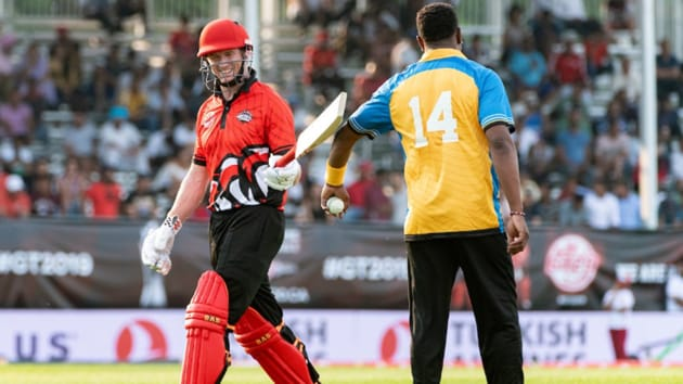 Montreal Tigers' George Bailey.(@GT20Canada)