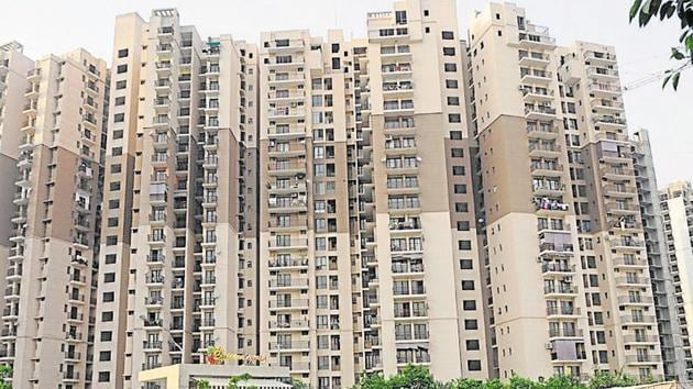 The district administration has also launched a drive to name each shareholder of the property in the records.(HT File Photo)