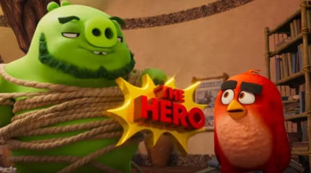 Angry Birds Movie 2 will release in India on August 23 in Hindi, Telugu and Tamil.