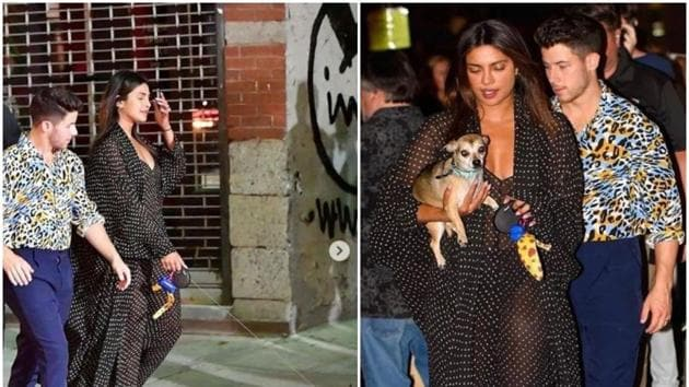 Priyanka Chopra and Nick Jonas often share pictures and videos from their personal life.(Instagram)