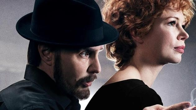 Fosse Verdon review: Michelle Williams and Sam Rockwell play Bob Fosse and Gwen Verdon on the show.