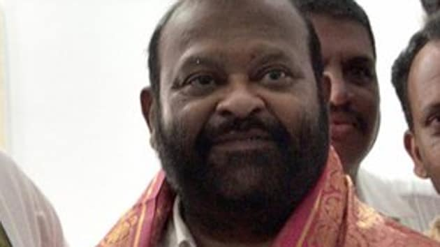 Senior Andhra Pradesh Congress leader and former state minister Mukesh Goud died after suffering from cancer.(Twitter/Uttam Kumar Reddy)