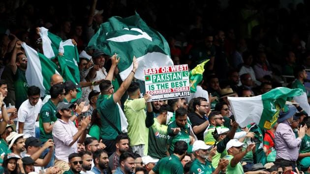 Pakistan fans have voted for their favourite match.(Reuters)