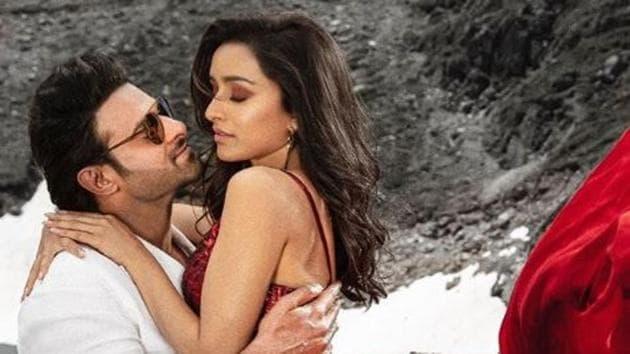 Saaho song Enni Soni features Shraddha Kapoor and Prabhas.(Instagram)