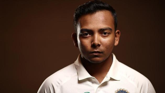File photo of Prithvi Shaw.(Getty Images)