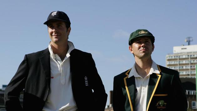 File image of Ricky Ponting, Michael Vaughan(Getty Images)