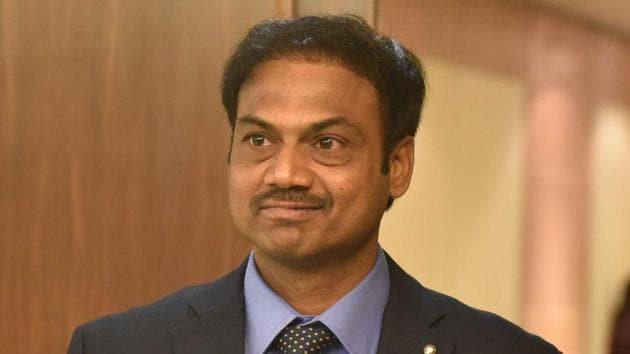 India chief selector MSK Prasad.(Hindustan Times via Getty Images)
