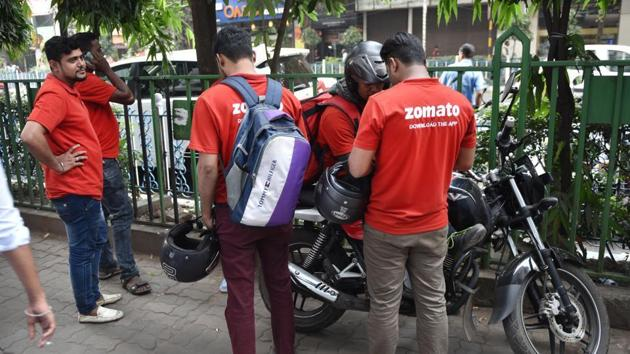 Zomato is winning over Twitter thanks to their epic reply.(HT File Photo)