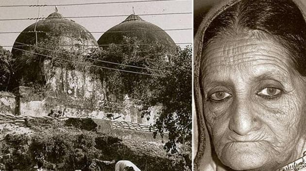 To please the Muslim Personal Law Board, Rajiv Gandhi reversed the Shah Bano judgment. To please the Vishwa Hindu Parishad, he unlocked gates of the disputed Babri structure.(HT Archives)