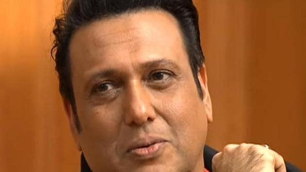 Govinda talks about David Dhawan and his son Varun on Rajat Sharma's Aap Ki Adalat.