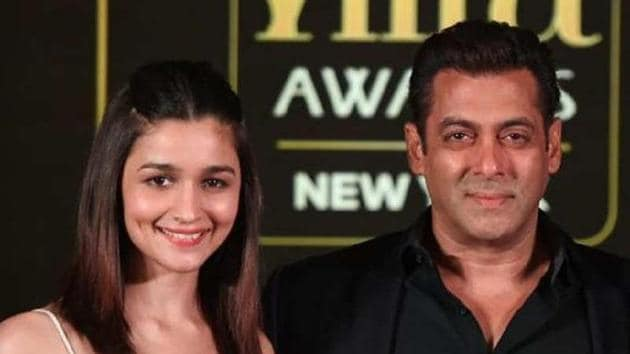 Alia Bhatt and Salman Khan will be seen together for the first time in Inshallah.