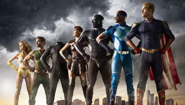 The Boys review: In Amazon's new show, the superheroes are a disgraceful breed of celebrity.