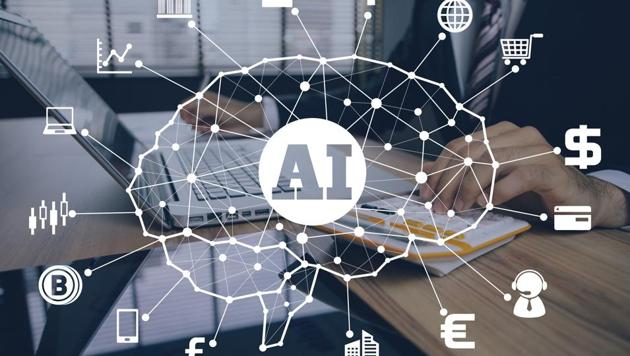 AI(Artificial Intelligence) and Financial Technology(Getty Images/iStockphoto)