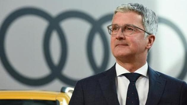 German prosecutors said on Wednesday they had charged former Audi chief executive Rupert Stadler with fraud.(REUTERS Photo)