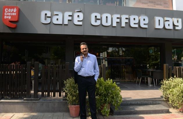 The popular retail chain Cafe Coffee Day (CCD) decided to shut shop on Wednesday across the country in memory of its founder-chairman VG Siddhartha, who died in Karnataka.(AFP Photo)