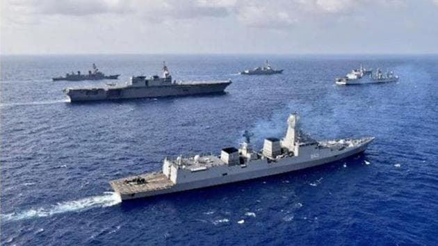 Indian Navy Recruitment(HT File)