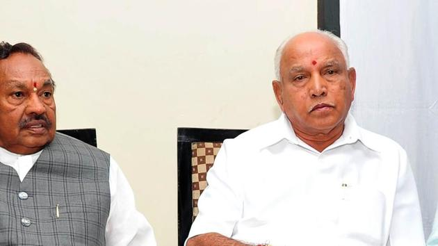 Karnataka Chief Minister BS Yediyurappa said decision was taken on a petition by BJP leader KG Bopaiah, who hails from Kodagu district.(ANI Photo)